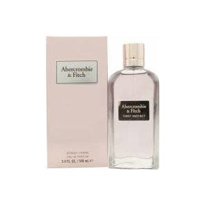 Abercrombie & Fitch First Instinct for Her Eau de Parfum 100ml Spray