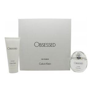Calvin Klein Obsessed for Women Gift Set 50ml EDP + 100ml Body Lotion