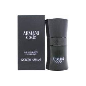 Giorgio Armani Code Eau De Toilette 30ml Suihke