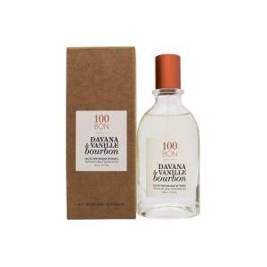 100BON Davana & Vanille Bourbon Refillable Eau de Cologne 50ml Spray