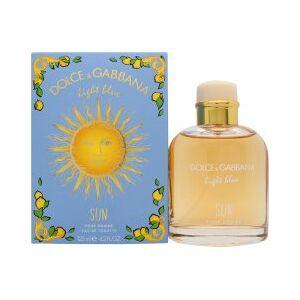 Dolce & Gabbana Light Blue Sun Pour Homme Eau de Toilette 125ml Spray