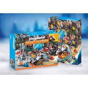 Playmobil Joulukalenteri Top Agents - Playmobil joulukalenteri 9263