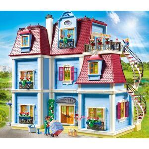 Playmobil Suuri nukkekoti - Playmobil nukkekoti 70205