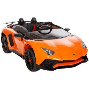 Lamborghini Aventador sähköauto 12V Sähköauto lapselle 000619