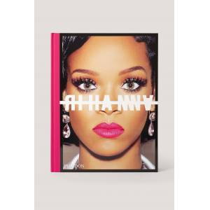 New Mags Rihanna Book - Pink  - Size: One Size