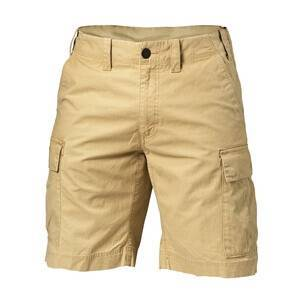 GASP Rough Cargo Shorts, dark sand, GASP