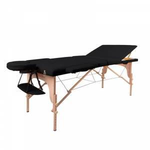 inSPORTline Massagebänk Japane, black, inSPORTline