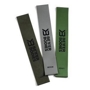 Better Bodies Resistance Mini Band, wash green, Better Bodies