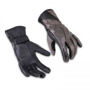W-TEC MC Handskar Sheyla, brown/black, W-TEC