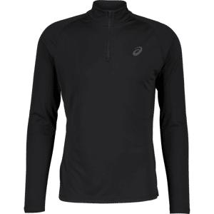 Asics So Sport 1/2 Z M F Treeni BLACK  - BLACK - Size: Small