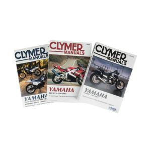 Clymer Huolto-opas Clymer Yamaha etsi mallin mukaan