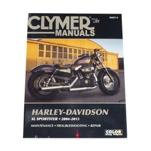 Clymer Huolto-opas Clymer Harley Davidson etsi mallin mukaan