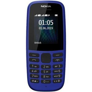 Nokia matkapuhelin 105 (2019) Blue