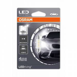 Osram auto lamppu C5w 6441cw-01b 1w 12v Sv8,5-8 Bli1 Auto Lamppu