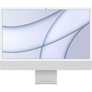 "Apple pöytätietokone Imac 24"" 4.5k M1 8gb 256ssd En Silver Mgtf3ze/ A Pöytätietokone"