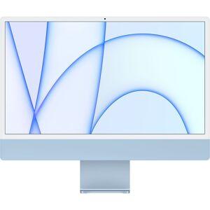 "Apple pöytätietokone Imac 24"" 4.5k M1 8gb 256ssd En Blue Mjv93ze/ A Pöytätietokone"