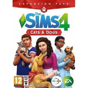 Electronic Arts peli The Sims 4: Cats And Dogs Expansion Pack Pc Peli