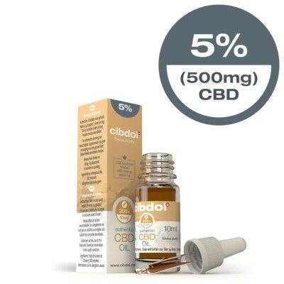 Cibdol Huile de CBD 5% « Authentic » (Cibdol)