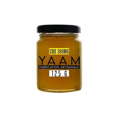 Yaam Miel BIO au CBD 300 mg (YAAM)