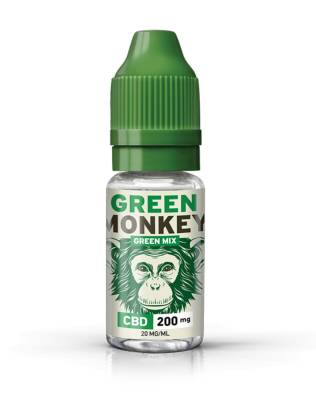 Green Monkey E-liquide CBD 200 m...