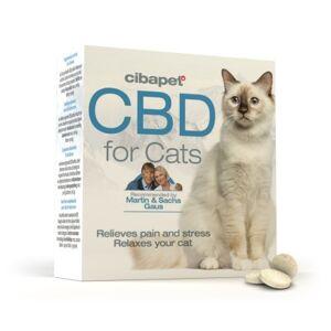 Cibdol Pastilles de CBD 4% pour chats (Cibapet) - Publicité
