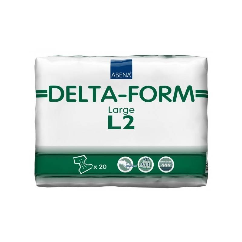 Abena Abri Form Couches adulte - Abena Delta-Form L N°2
