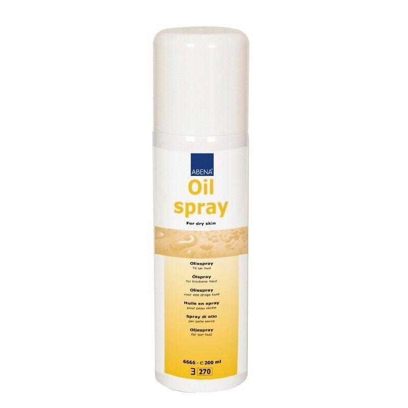 Abena Frantex Abena - Huile de massage protectrice en Spray 200 ml