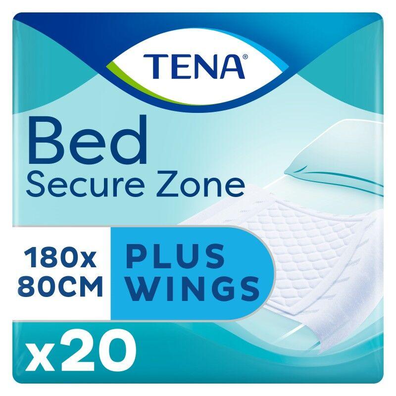 Tena Bed Alèses - TENA Bed Plus Wings bordable - 80x180