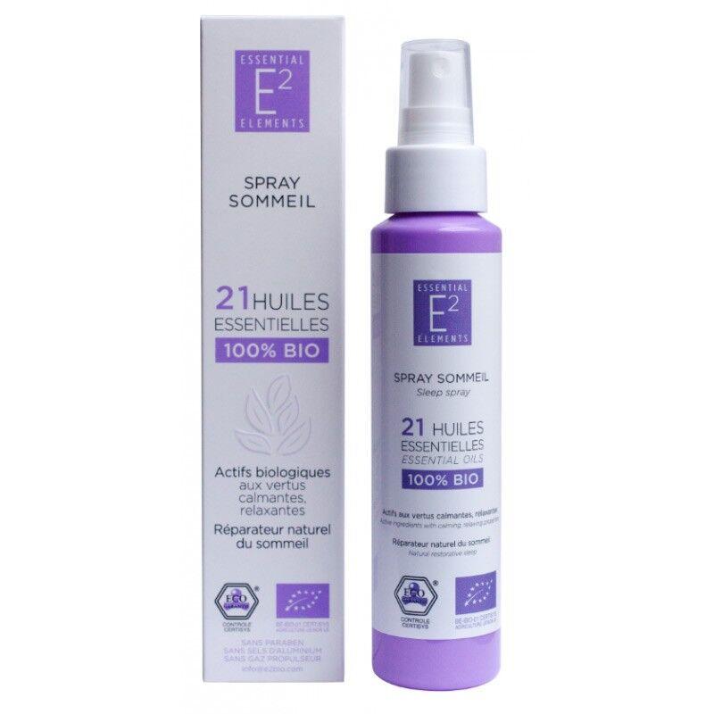 E2 Essentiel Elements SPRAY SOMMEIL 100% bio - E2 Essentiel Elements