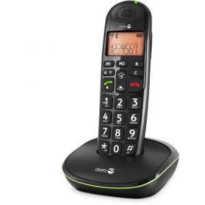 Doro Téléphone Sans fil DORO Phone Easy 100w Noir - Publicité