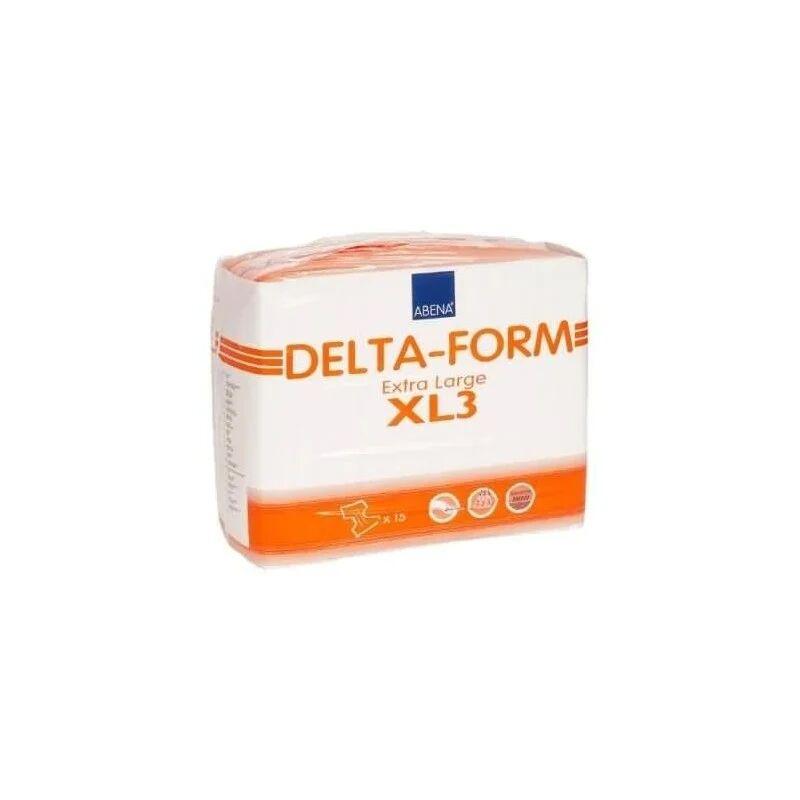 Abena Abri Form Couches adulte - Abena Delta-Form XL N°3