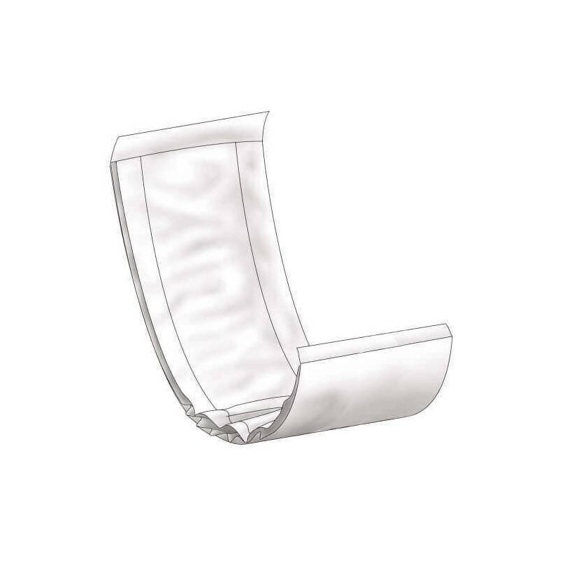Abena - Abri-Let Couches droites - Abena Abri-Let Maxi - Traversable - 15x60