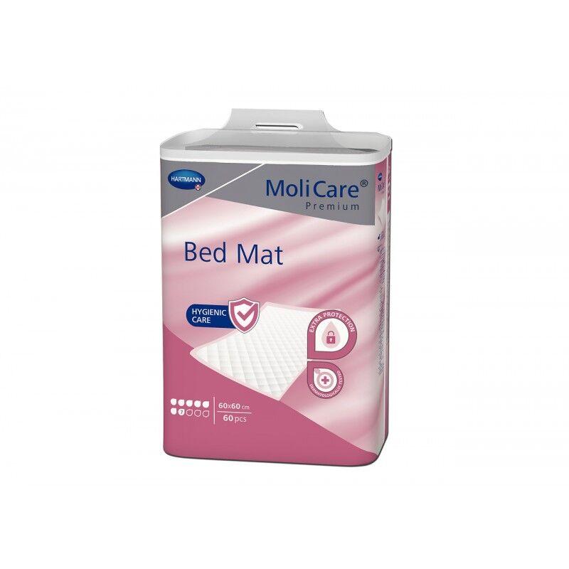 Hartmann BedMat Alèses - HARTMANN MoliCare Premium Bed Mat - 7 gouttes - 60x60