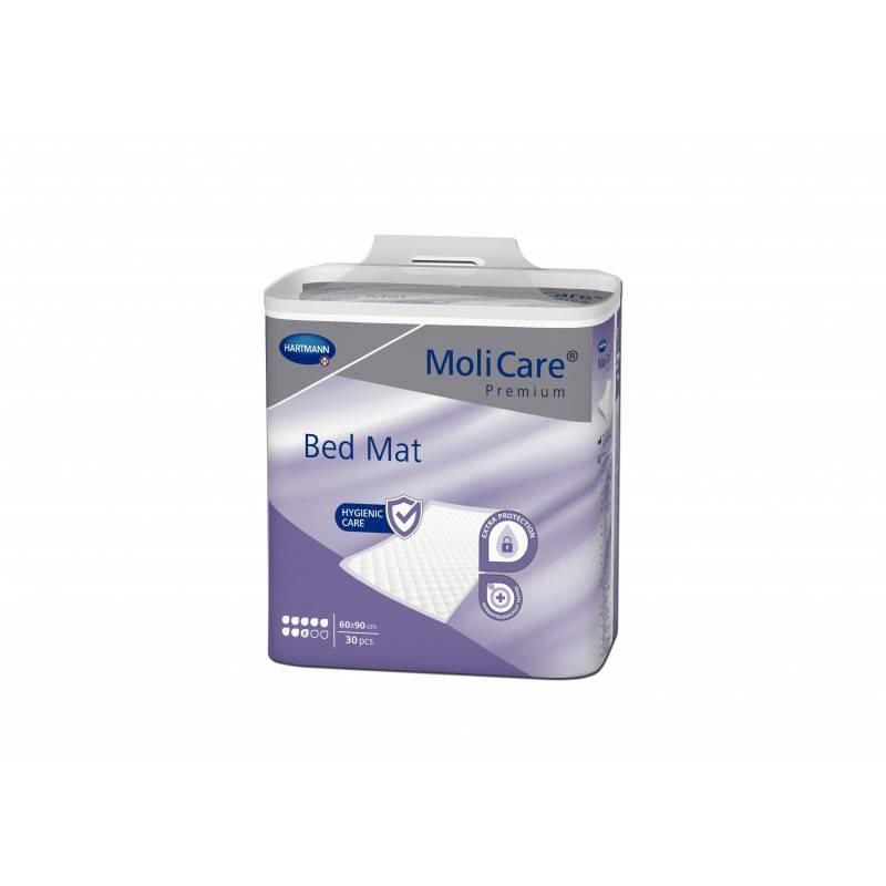 Hartmann BedMat Alèses - HARTMANN MoliCare Premium Bed Mat - 8 gouttes - 60x90
