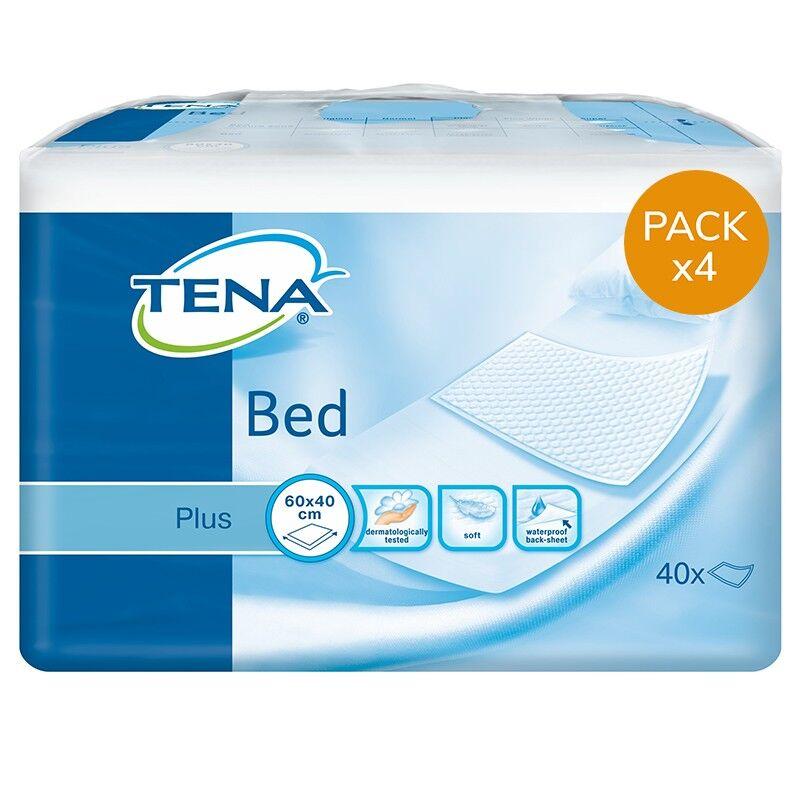 TENA Bed Plus - 40x60 - Pack de 4 sachets
