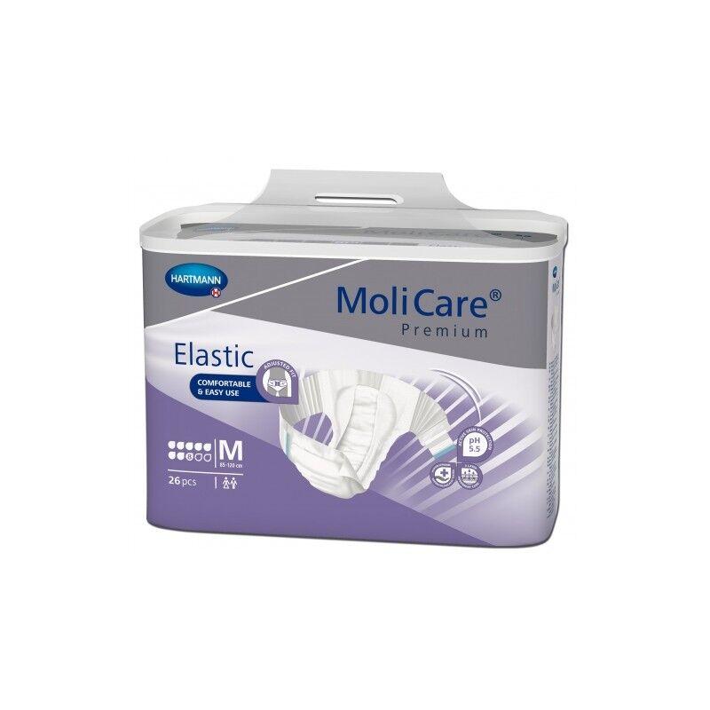 Hartmann Molicare Elastic Couches adulte - MoliCare Premium Elastic - M - 8 gouttes