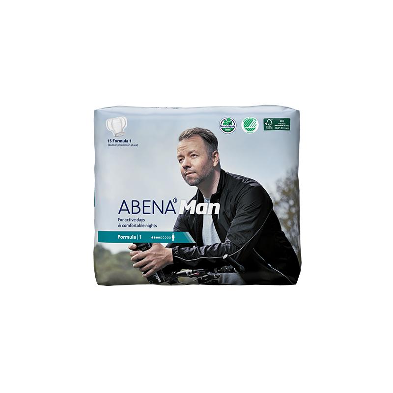 Abena Abri Man Protection urinaire homme - Abri-Man Premium Formula 1