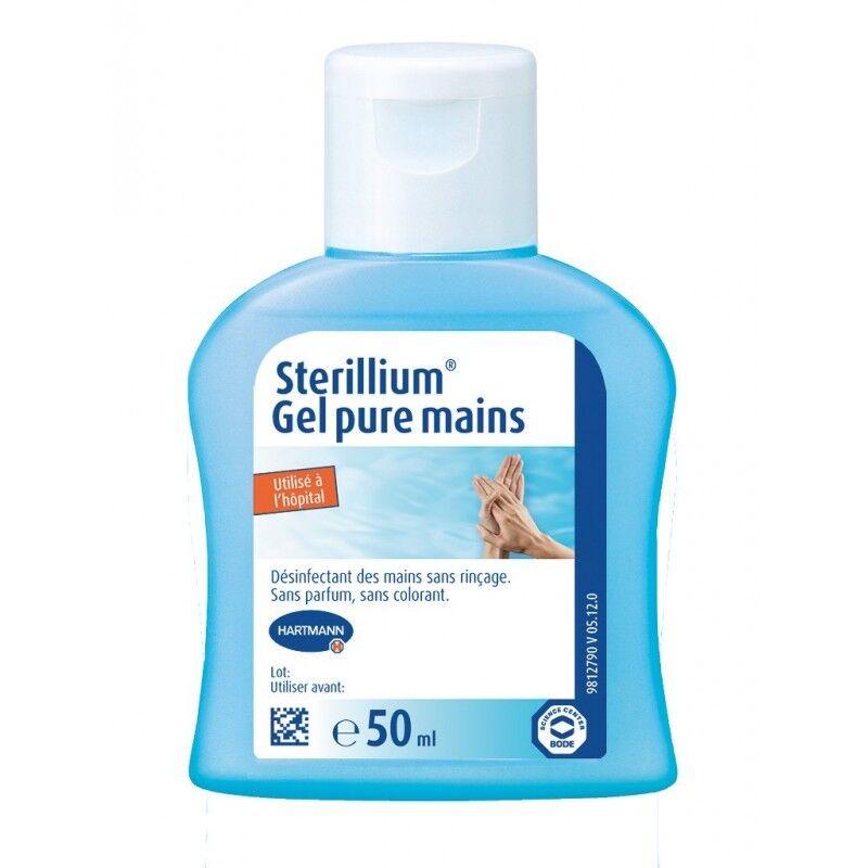 Hartmann - Stérilium Gel Hydroalcoolique antibactérien Stérillium de Hartmann - 50ml