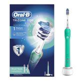 Oral B Pack 3 pièces - Brosse à dents éléctrique Trizone 1700 + 2 Brossettes