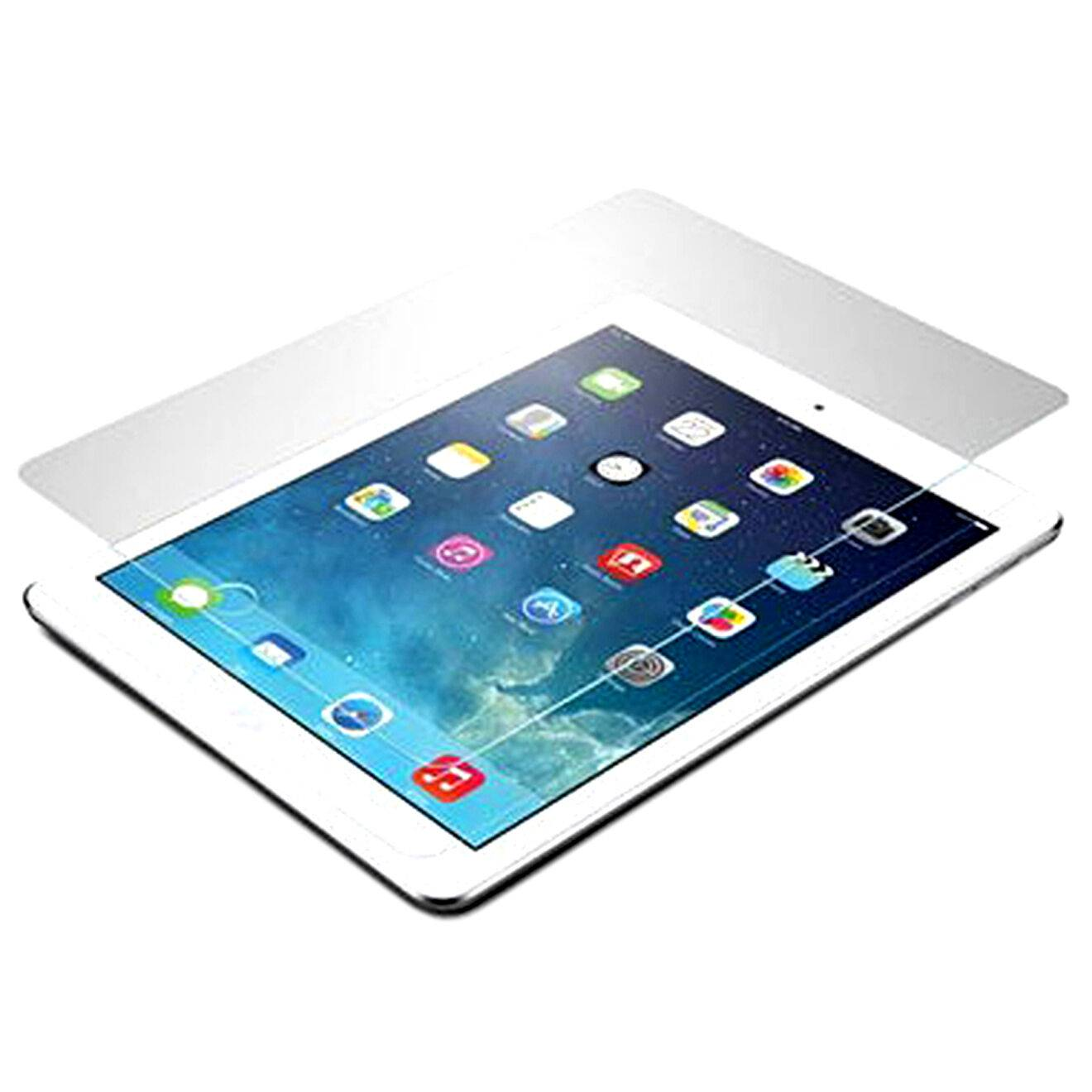 Inki Vitre de protection en verre trempé iPad Air/Air 2 - transparente