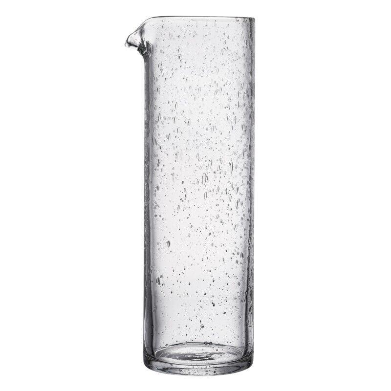 La Rochre Broc en verre transparent
