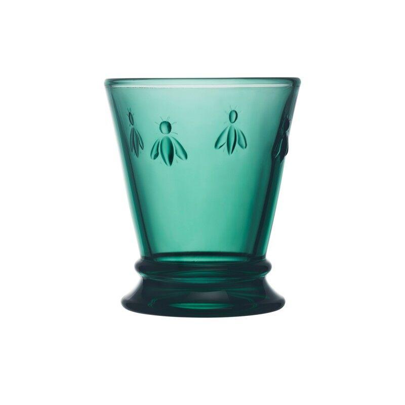 La Rochre Verre  eau  en verre  - lot de 6