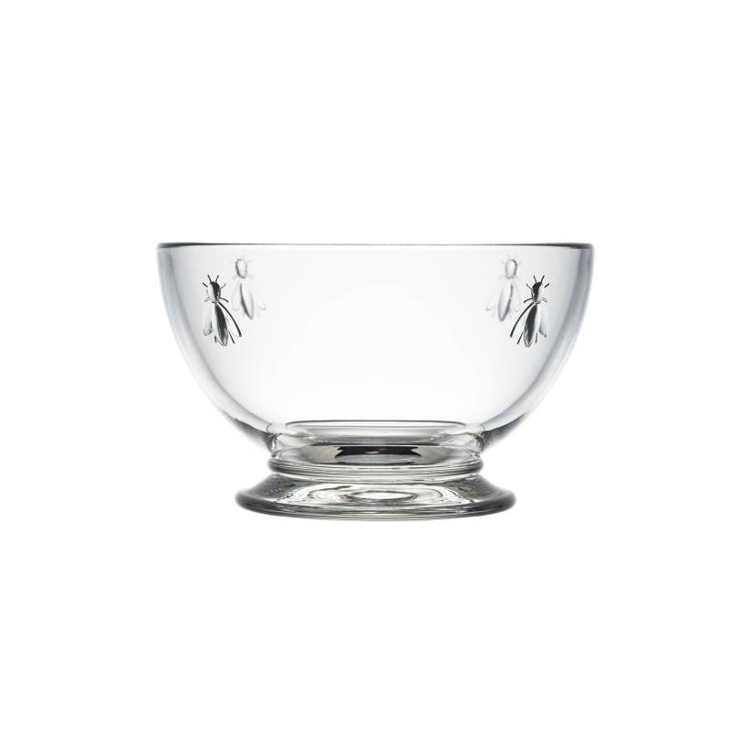 La Rochre Bol  en verre transparent - lot de 6