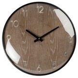 Maisons du Monde Horloge noire et marron D42