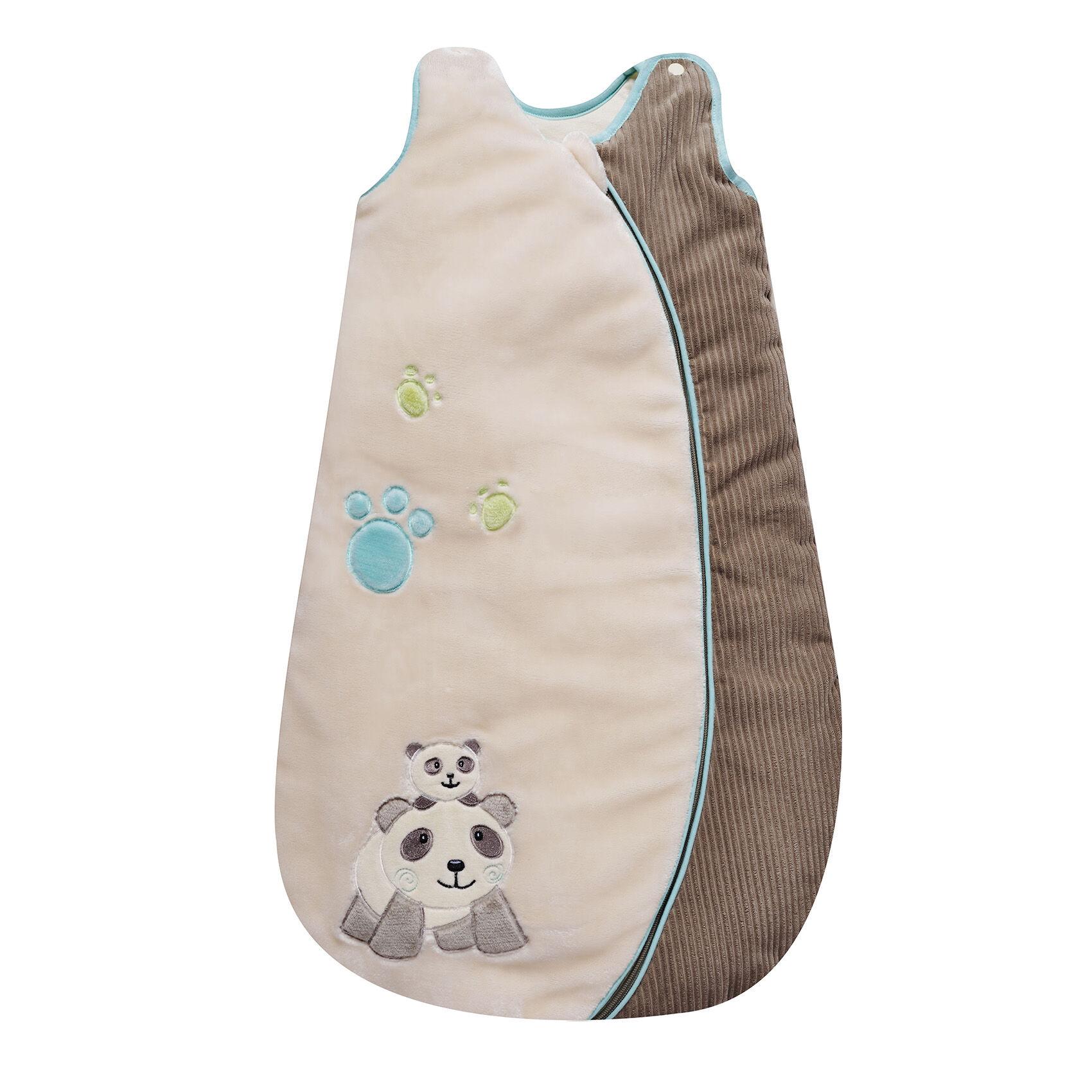 Home Maison Gigoteuse Panda Multicolore pour bébé de 0-6 mois