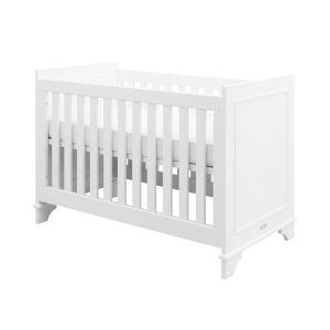Bopita Lit bébé 60x120 blanc - Publicité