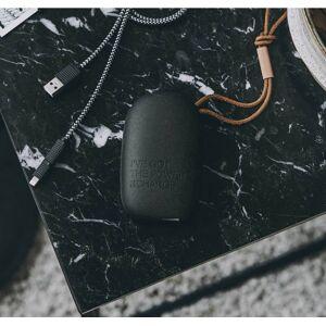 Kreafunk Batterie externe portable noir - Publicité