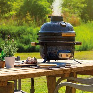 BergHoff BBQ et four en céramique moyen modèle bluestone grey 40 cm - Publicité
