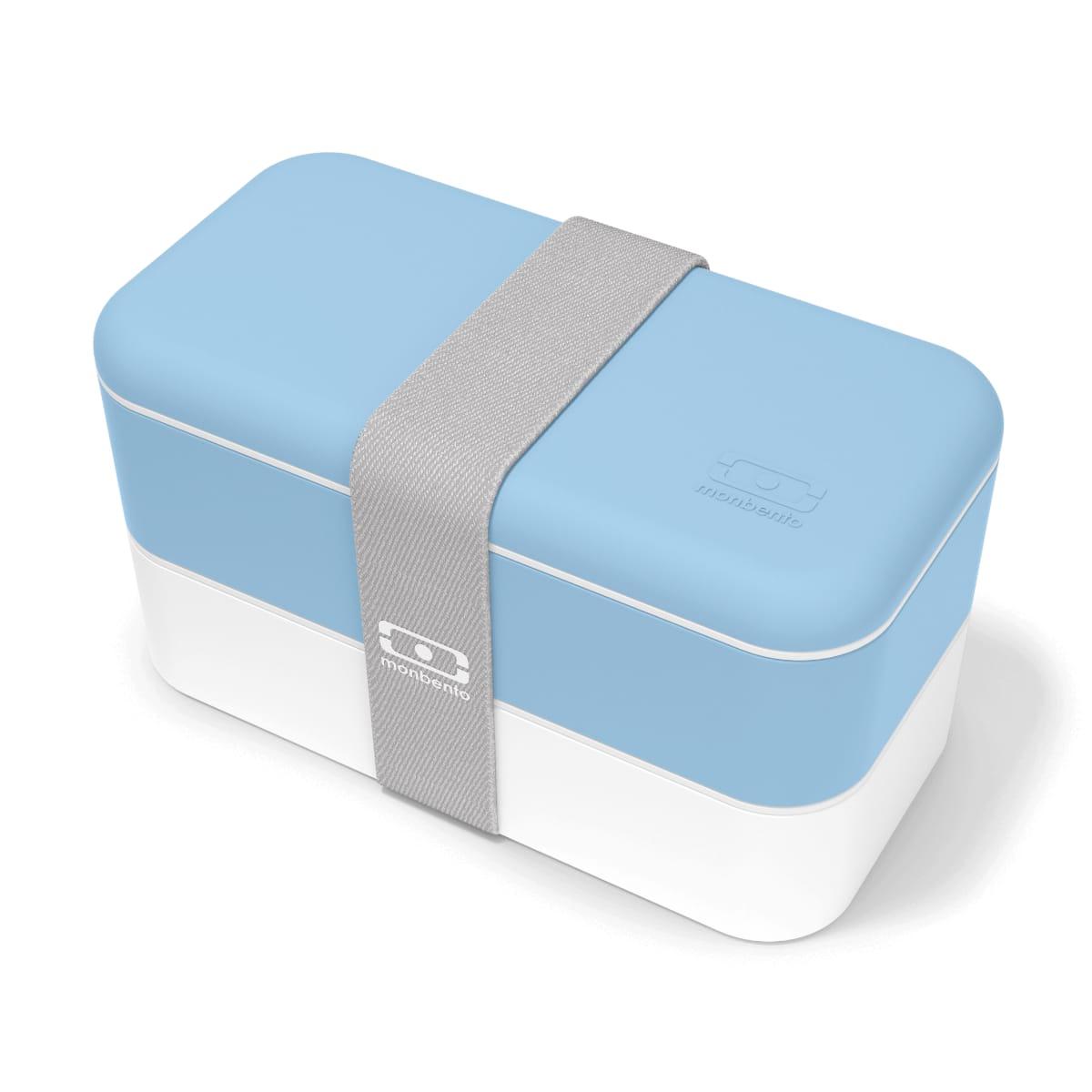 Monbento Bento bleu crystal 1L