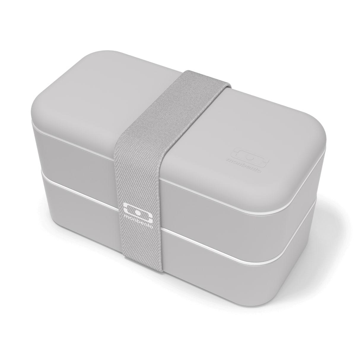 Monbento Bento gris coton 1L